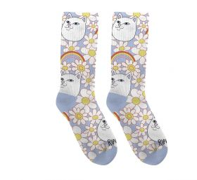 RND4767 Daisy Daze Socks - Multi - OS