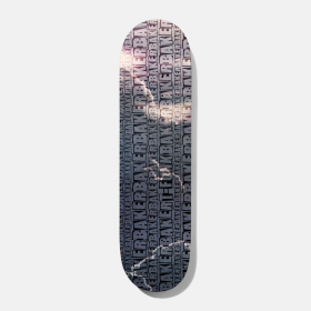 Deck Baker - Tf Repeat Grey B2 Deck 8.5