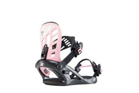 Binding  Kids Women  K2 - Kat Black Pink - M