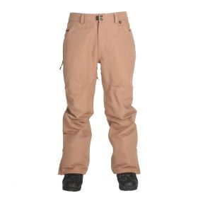Mn Aurora Pant - Shell - Tobacco Canvas Wash Out - L