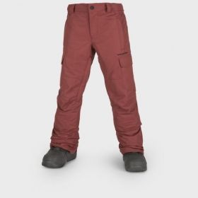 I1251901 Cargo Ins Pant - Black Tint And Ri