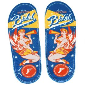 Footprint - Kingfoam Orthotics - Biebel's Angel