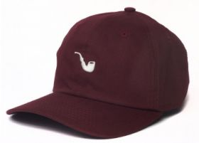 Blaze - Strapback Golf Pipe - Dark Red