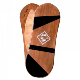 Balance Board Balance Pro - The Snow - Black (Only Board)