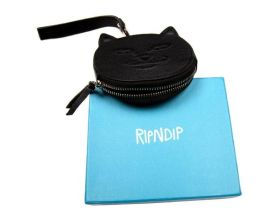 RND2667 Jermal Coin Pouch - Black - ONE SIZE