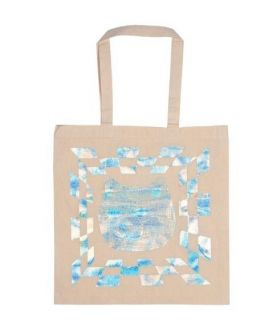RND3451 Illusion Tote Bag - Natural  - One size