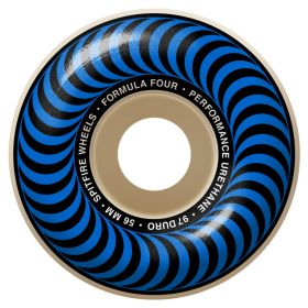 Wheels Spitfire - Formula Four - 97D - Classic Shape Natural - 56mm