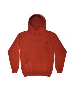 C20DMPF027 Death Letter Hoodie - red