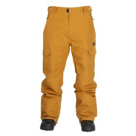 Mn Cantrell Pant - Insulated - Dark Gold - L