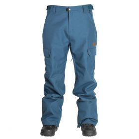 Mn Cantrell Pant - Shell - Petrol Twill - L