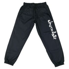 Original Chunk Nylon Pants W40 D3 - Black