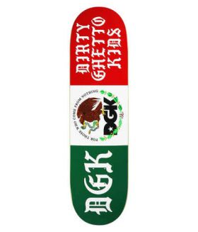Deck Dgk - Coat Of Arms Deck - 8.0