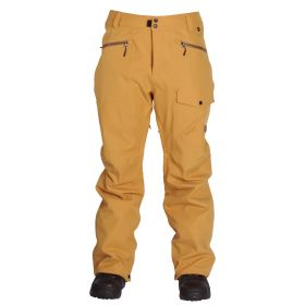Mn Doyle Pant - Dark Gold - L