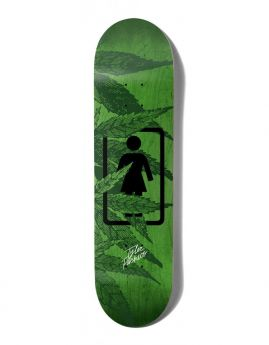 Deck Girl - Pacheco Smokers One Off Deck - 8'' X 31.875''