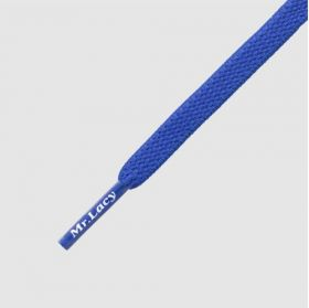 Laces Mr Lacy Flexies 90cm - Royal Blue
