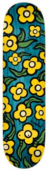 Boards Krooked - Team Wild Style Flowers - 7.75
