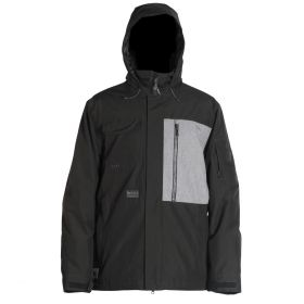 Mn Lexicon Jacket - Insulated - Black - L