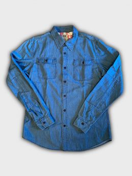 Shirt Dse - Marc Chambray Shirt - Light Blue