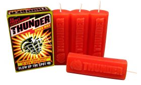 Wax Thunder Speed Way Red (Dynamite)