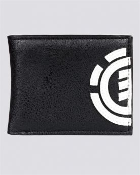 U5WLA8 Daily Wallet - 3732 Flint Black - One size