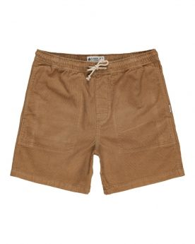 W1WKC3 Manual Corduroy Short - Desert Khaki