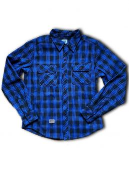 Shirt Dse - Marc Winter Shirt - BLUE
