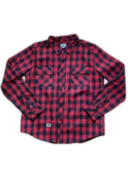 Shirt Dse - Marc Winter Shirt - RED